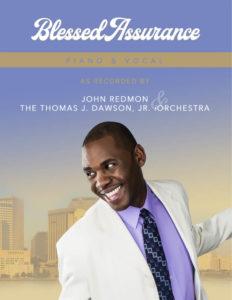 Buy Jazz Sheet Music Blessed Assurance Sheet Music Piano/Vocal Score