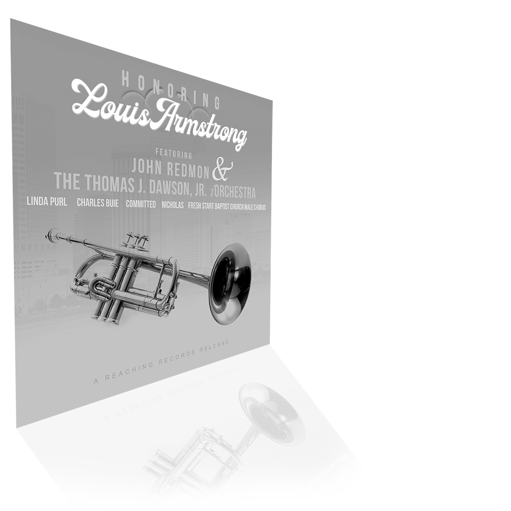 Louis Armstrong Tribute Album : Website