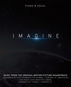 Buy Imagine Sheet Music Piano/Vocal Score