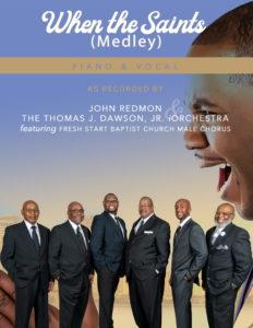 Buy Jazz Sheet Music When The Saints Medley Sheet Music Piano/Vocal Score